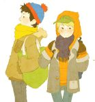 winter: stan and kenny by leigher