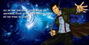 Doctor Who 11 by CosmicThunder