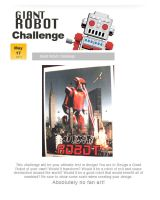 Giant Robot Challenge by PUNKBOX