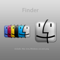 Finder by CASHMichi
