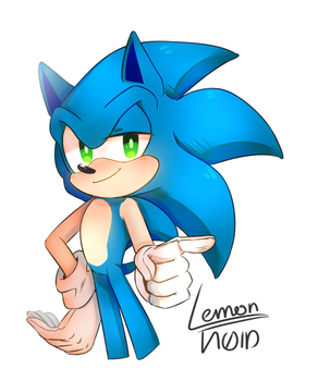 Sonic project by cherrychart