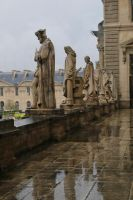 Louvre Stock 05 (private use) by Malleni-Stock