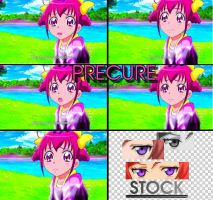 Pack Stock Precure by Xumuk-chan