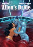 Aliens Bride2 by Archie-The-RedCat