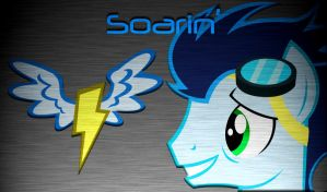 Soarin' B.A. Wallpaper by InternationalTCK