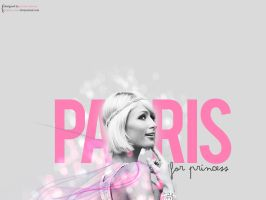 Paris Hilton by peytonsworld