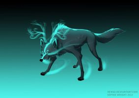 The Spirit Of The North by Henva