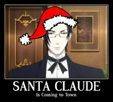 Santa Claude by CielRulez