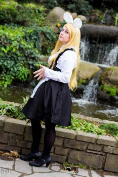 Maid Rin by MFM-Photography
