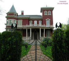 Stephen Kings House by panda69680102