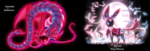 Pokemon fusions6 by WaterSkies