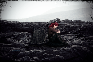 Weighed down with sorrow by Grall19