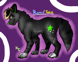 :PC: Remi-Toxic by SnookumsGal