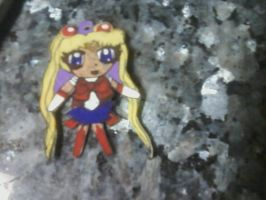 sailor moon pendant by aliciamarie923