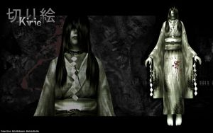 Fatal Frame Kirie Wallpaper by BioDio