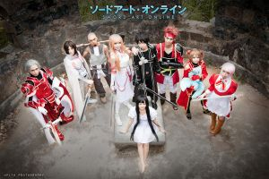 [Cosplay]Sword Art Online by UPita