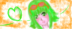 Gumi -sigh- by exile-chan