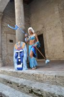 Warrior Kida by Lady-Ragdoll