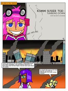 Tumbling Down Part 2 by JohnnyFive81