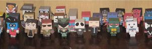 My Cubee collection 1 by paperart