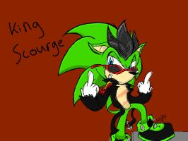 king scourge by nickyb123