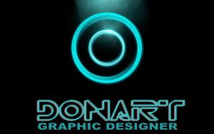 DONART TRON TECNIC by DVDESIGN1
