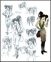 Katai character sheet by HILLYMINNE