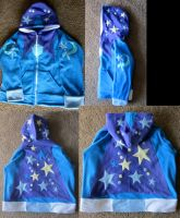 Trixie Hoodie /  Sweatshirt by Lisa-Lou-Who