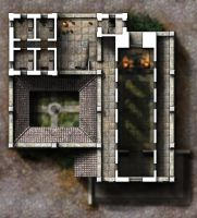 Winterhaven Temple of Avandra - F2 no roofs by dasomerville