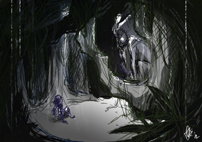 CONCEPT: Meeting the Forest by renKa002