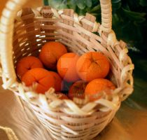 Oranges . by vesssper