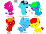 Sunny Lake Daycare Adoptables -OPEN- by portaljumper339