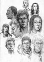 sketches_portret_05 by Sandra-777