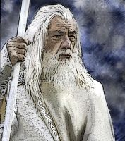 Gandalf by Mary-SD