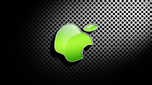 MY green apple by hamed2si