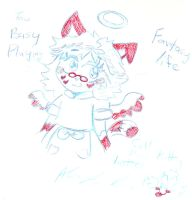 Too busy playing fantasy life by Kittychan2005