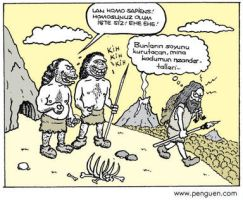 neandertals and homo sapiens by yalchinosis
