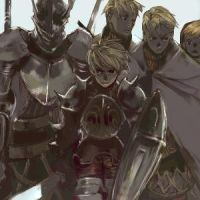 FFTactics knights by sweetmoon