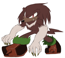 WereKnuckles Design by Blue-Chica
