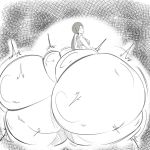 Big is better 4  final (2/3) by Dragonicxs