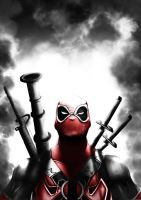 Deadpool by darkman4e