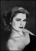 Grace Kelly by Sekhmets-child