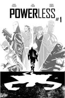Powerless 1 - cover by Cabbral