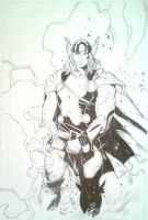 Thor by LucasMonte