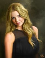 Ashley Benson by SoulOfDavid