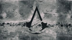 Assassins Creed Unity Black Wallpaper by Binary-Map