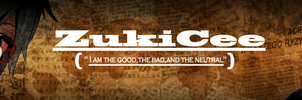 Banner #9|ZukiCee|Steam and Deviantart|Ver. 0.8 by ZukiCee