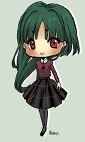quick chibi hurr by vickiehime