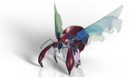 Robot Insect by Cupcakes-lover