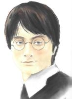 Harry Potter by gredandfeorge